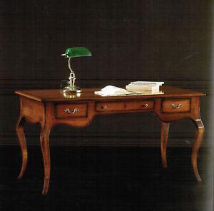 Scrivania scrittoio classico ufficio camera da letto ebay for Scrittoio per ufficio