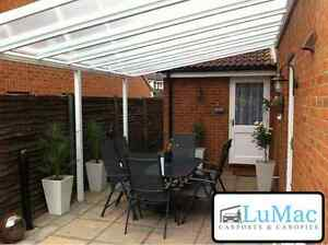 Superior Image Is Loading Fixed Garden Canopy Waterproof Patio Cover Shelter Lean