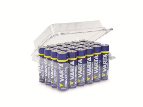 24er Box Mignon-Batterie VARTA INDUSTRIAL