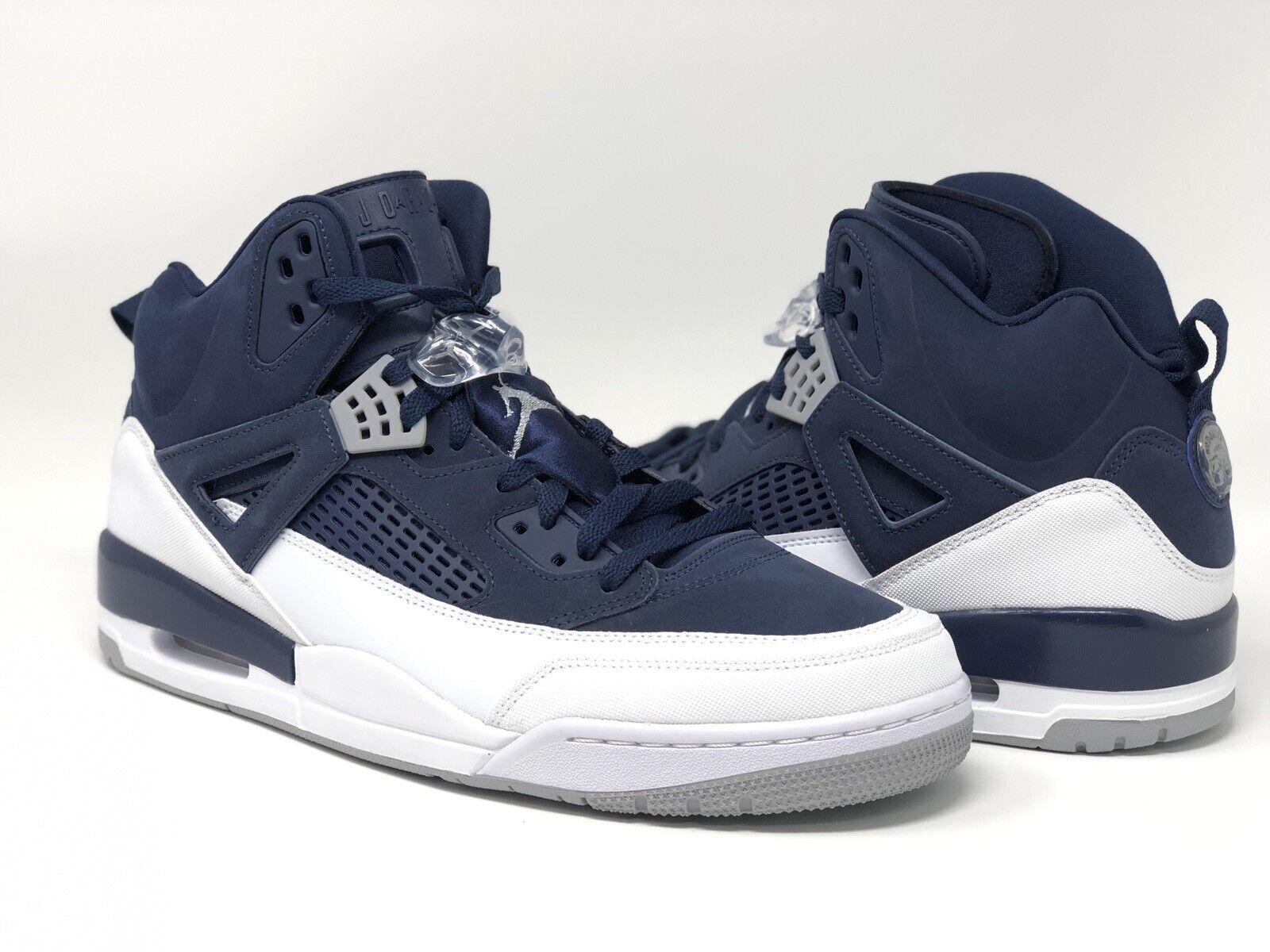 Mens Nike JORDAN SPIZIKE scarpe -Midnight Navy Navy Navy -Reg  175 -315371 406 -Sz 13 -New bc8778