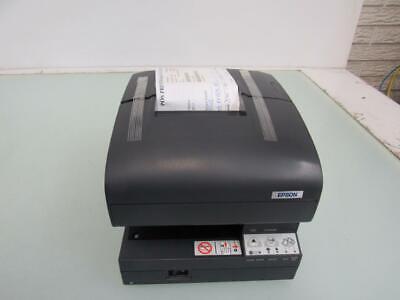 Epson TM-U325D M133A POS Receipt Printer Charcoal