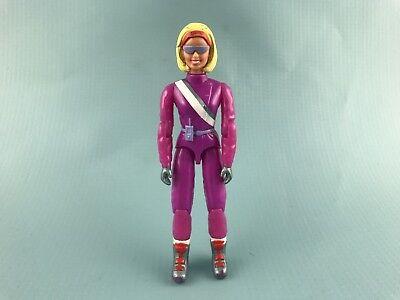 Vintage 1999 Lanard WOW Girls Scuba Diver 3 3//4 Action Figure