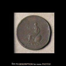 1799 King George III Britannia Copper Colonial Coin