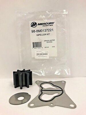 Mercury Water Pump Impeller Kit 98-8M0137220