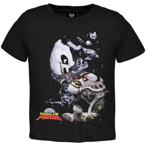 Kung-Fu Panda Snarl Juvy T-Shirt