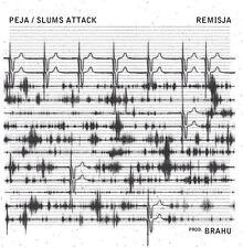 PEJA SLUMS ATTACK BRAHU NEW CD POLSKI RAP RSP RYCHU SLU WYSYLKA Z UK 10-04