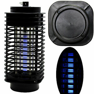 Outdoor Bug Zapper Electric Mosquito Fly Insect Stinger