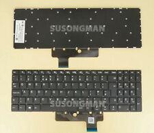 New For Lenovo flex 3 15 3 1570 3 1580 Keyboard backlit Canadian Clavier black