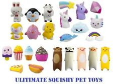 Jumbo Pet Soft Slow Rising Squishys Squishies Toys Stress Reliever Aid Gift UK