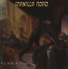 To Kill a King by Manilla Road (CD, Dec-2017)