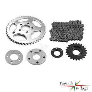 Chain-Drive-Conversion-Kit-For-Harley-Sportster-883-Super-Low-XL883L-2011-2018