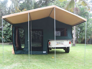 Details about 12 DAY OFF ROAD Camper Trailer HIRE RENTAL*CAIRNS to CAPE  YORK Pick up in Cairns