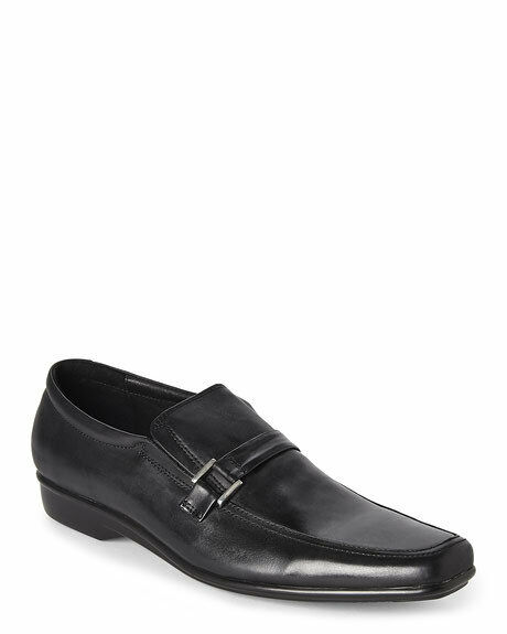 Bacco Bucci Studio Nero Bastille Slip-On, Loafers