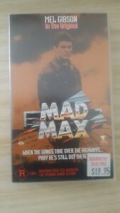 VHS-VIDEO-TAPE-MAD-MAX-ORIGINAL