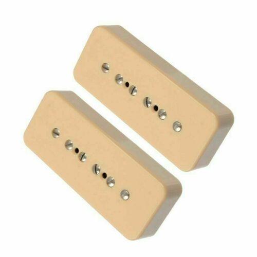 Pickups P90 Vintage Alnico V Soapbar für E-Gitarre in Creme Farbe