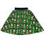 LADIES-Christmas-Jumper-Day-SKIRTS-Christmas-Fancy-Dress-Festive-Circle-Skirts thumbnail 5
