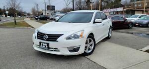 2013 Nissan Altima SL Tech  LTHR ROOF NAV CAM HTS SEATS/STEERING LANE  ASSISST