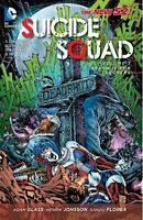 Suicide Squad Vol. 3: Death Is for Suckers-Adam Glass