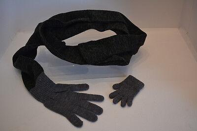 Dito Muffler-sciarpa E Guanto In Uno! Japan Style! Raro-moda Tendenza-mostra Il Titolo Originale Ultimi Design Diversificati