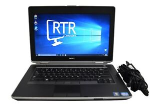 Dell-Latitude-E6430-i5-3320M-2-6GHz-4-8-16GB-RAM-160GB-HDD-SSD-or-NO-HD-Win10-7