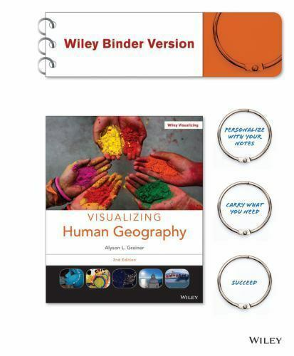 Visualizing: Visualizing Human Geography : At Home In A