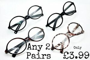 MT53-2-X-PAIRS-Vintage-Oval-2018-Reading-Glasses-In-4-Colours-1-0-1-5-2-0-2-5