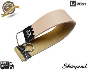 Professional-Barber-Leather-Strop-Straight-Razor-Sharpening-Shaving-Strap-NEW