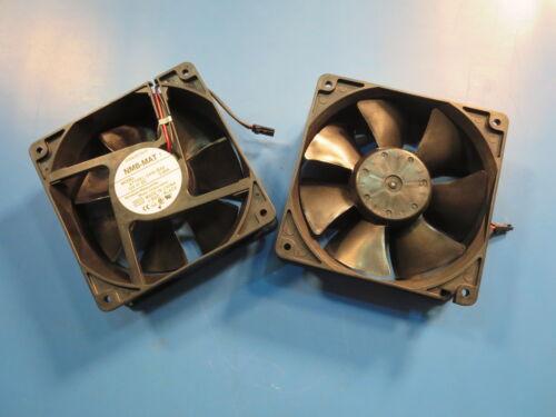 Lot of 2 Minebea Motor 4715KL-04W-B40 NMB-MAT FAN