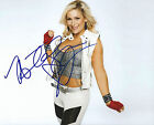 **GFA WWE Wrestling Diva-Nattie *NATALYA NEIDHART* Signed 8x10 Photo MH4 COA**