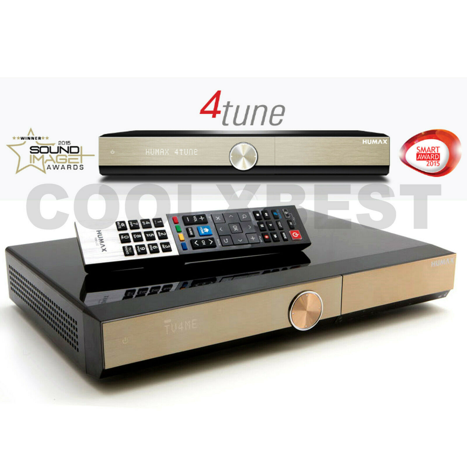 Details about HUMAX 4 TUNER 1TB HDD DIGITAL FULL HD RECORDER PVR WiFi CATCH  UP TV HMS1000T