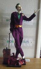 JOKER 1:4 SCALE MUSEUM QUALITY STATUE 375/1500 BATMAN DC DIRECT HARLEY QUINN