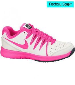 zapatillas nike niña gris y rosa
