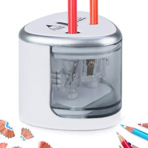Mechanical Pencil Sharpener Battery Operated MEIDI Electric Pencil Sharpener