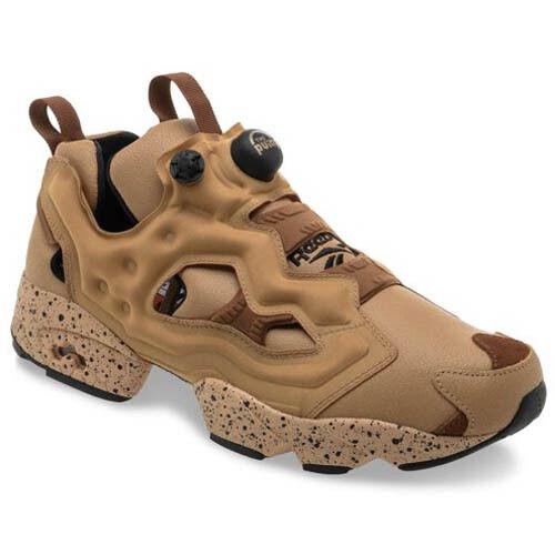 Reebok DV9875 BT21 Insta Pump Fury Casual shoes brown sneakers