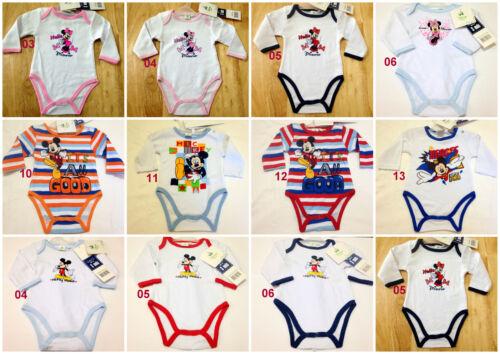 23 months Disney Baby Boys Girls Bodysuit Jumpsuit Baby grows romper newborn