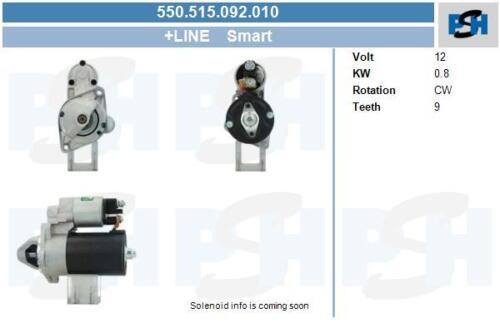 Anlasser für Startanlage 550.515.092.010 SMART
