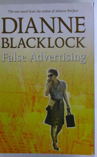 1 of 1 - #JJ9, Dianne Blacklock FALSE ADVERTISING, SC GC