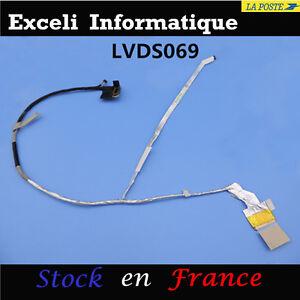 LCD-LED-SCHERMO-VIDEO-A-CAVO-FLAT-DISPLAY-P-N-50-4RI08-022-HP-656805-001