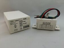 Programmable Wall Switch Timer 800w Lcd Hubbell Td200 12 Hour 120277v White New