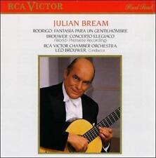 Concerto elegiaco 1990 by Joaquin Rodrigo; Leo Brouwer; RCA Victor Chamber Orche