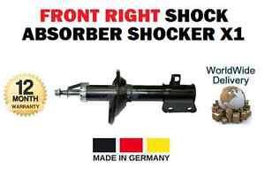 FOR SUBARU IMPREZA 1992 > SALOON ESTATE FRONT RIGHT SHOCK ABSORBER SHOCKER X1