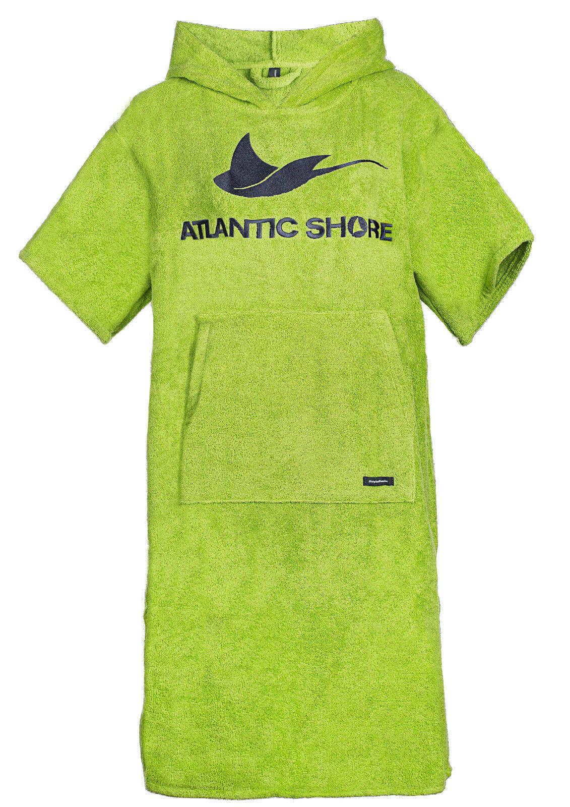 Atlantic Shore   Surf Poncho ➤ Bademantel   Umziehhilfe ➤ Grün