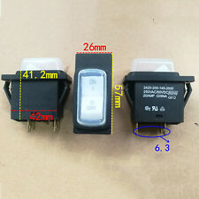 Circuit Breaker Ship Four Leg Second Gear Switch 2420 200 145 200050vdc20amp