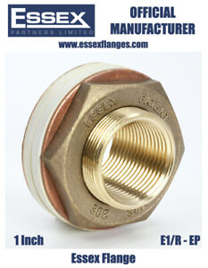 1 Inch Essex Flange E1/R - Flat & Curved Surfaces (Official Manufacturer)