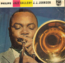 "J.J. JOHNSON QUINTET - Tumbling Tumbleweeds (JAZZ GALLERY VINYL EP 7"" DUTCH PS)"