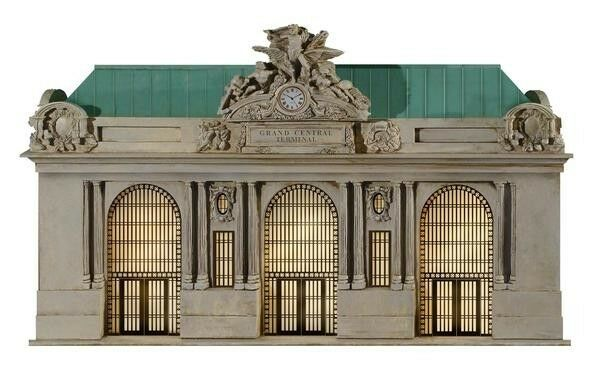 2014 Lionel 6-37195 100th Anniversary Grand Central Terminal  numberosso, limited