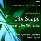 Robert Atlanta so Higdon City Scape Concerto CD 2008