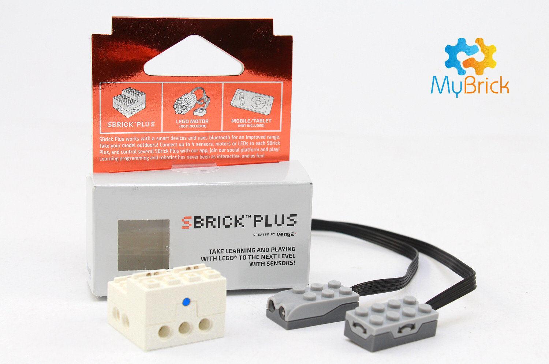 Lego SBrick Plus blutooth Remote Control WeDoTilt e sensori di movimento