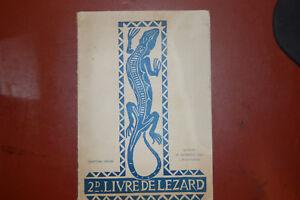 Details Sur 2 D Livre Du Lezard Ed Georg Cie 1952 4 Eme Edition Henri Robert