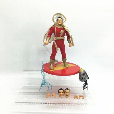 """6/"""" DC Comics Black Wolverine One:12 PVC Mezco Doll Action Figure  Mode NO BOX"""